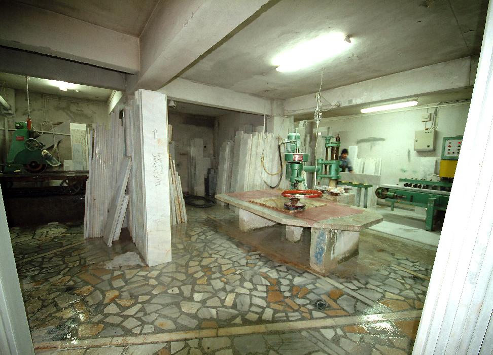 Şenol Mermer - Atölyemiz